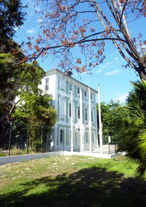 I c r a network newsletter english february april for Jardin villa ratti nice